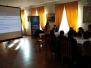 Uczestnicy projektu o prawach człowieka z wizytą studyjną w siedzibie EFHR