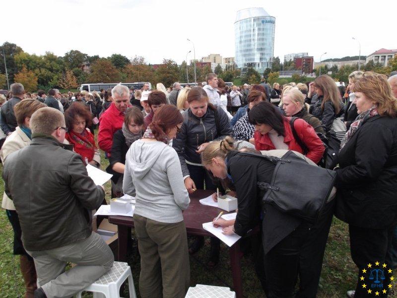 Europejska Fundacja Praw Człowieka kieruje kolejne trzy petycje do Brukseli