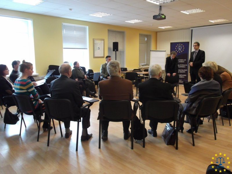 Podsumowanie październikowych szkoleń Fundacji