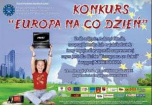"""Konkurs """"Europa na co dzień"""""""
