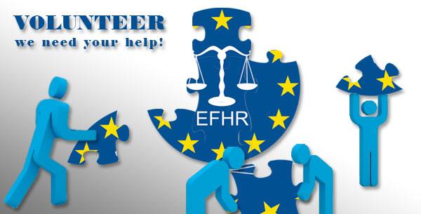 Zostań praktykantem w Europejskiej Fundacji Praw Człowieka