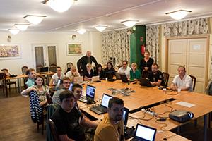 Wolontariusze dokształcali się na międzynarodowym szkoleniu w Budapeszcie