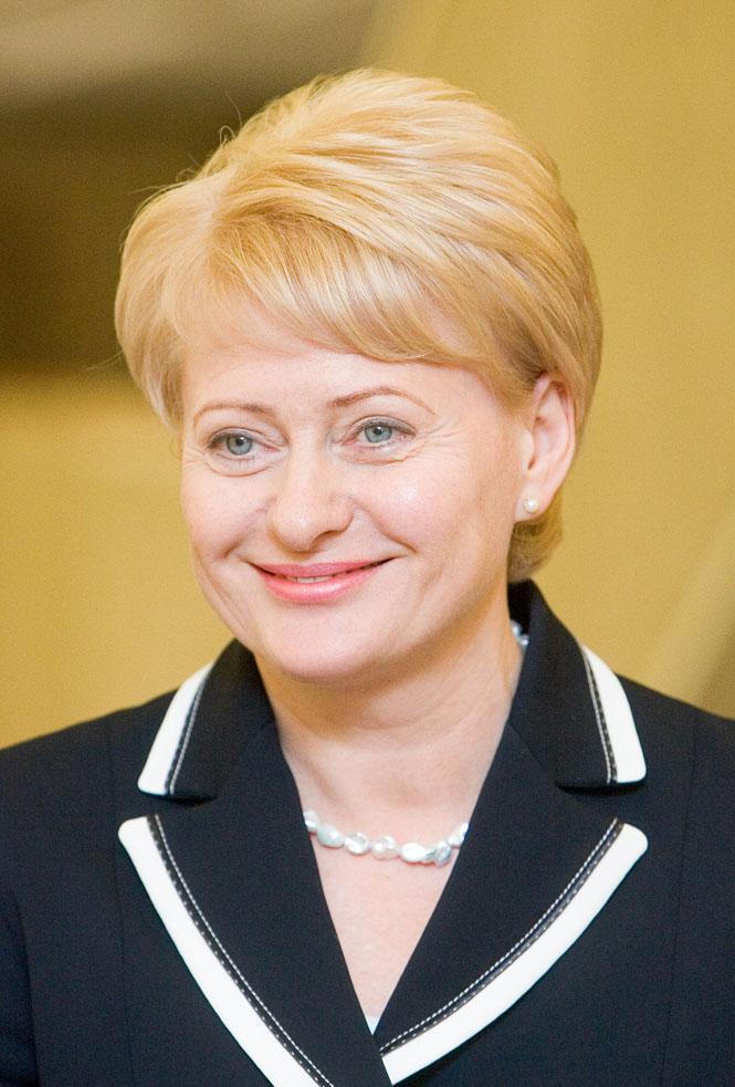 Prezydent Dalia Grybauskaitė chce chronić kulturę i język litewski wbrew przyjętym przez Litwę zobowiązaniom międzynarodowym