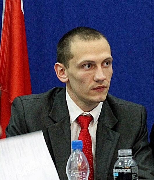 Nowy członek EFHR Tomaš Jenkelevič