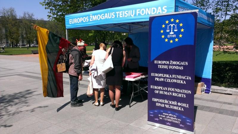 Europejska Fundacja Praw Człowieka zaprasza!