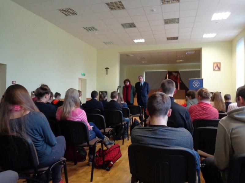 Ciąg dalszy wykładów EFHR o prawach człowieka w szkołach