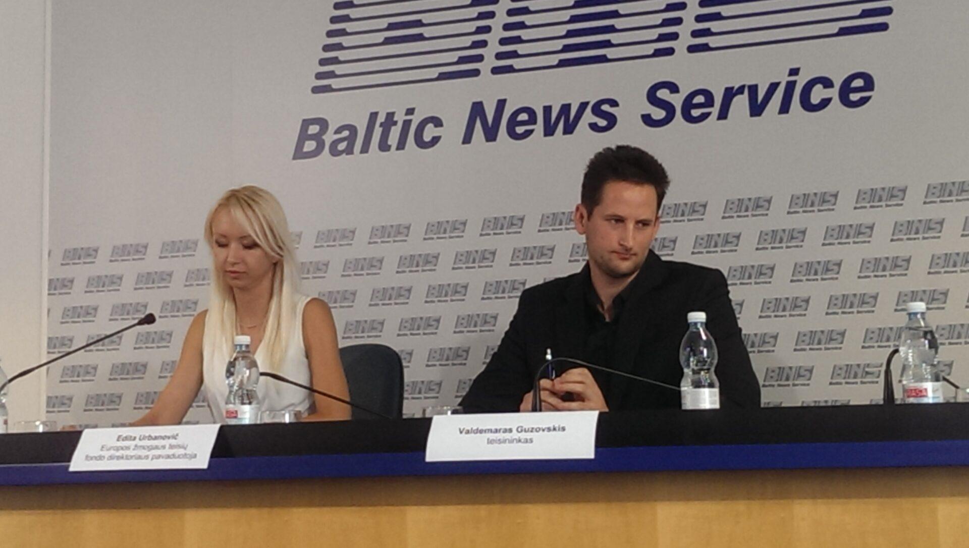 EFHR przedstawiła raport o przestrzeganiu praw człowieka na Litwie w latach 2012 – 2013
