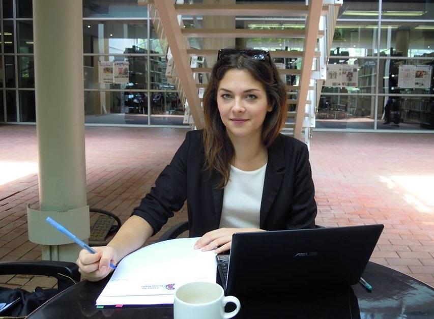 Nowy praktykant w Europejskiej Fundacji Praw Człowieka