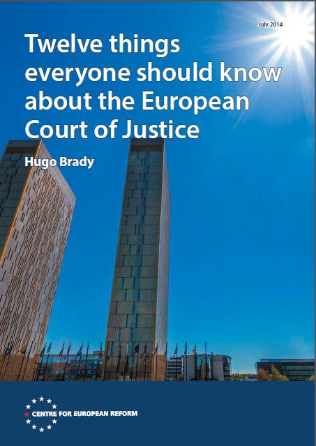 Dwanaście rzeczy, które każdy powinien wiedzieć o Trybunale Sprawiedliwości Unii Europejskiej