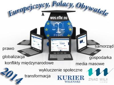 """EFHR rozpoczyna kontynuację projektu """"Europejczycy, Polacy, Obywatele"""""""