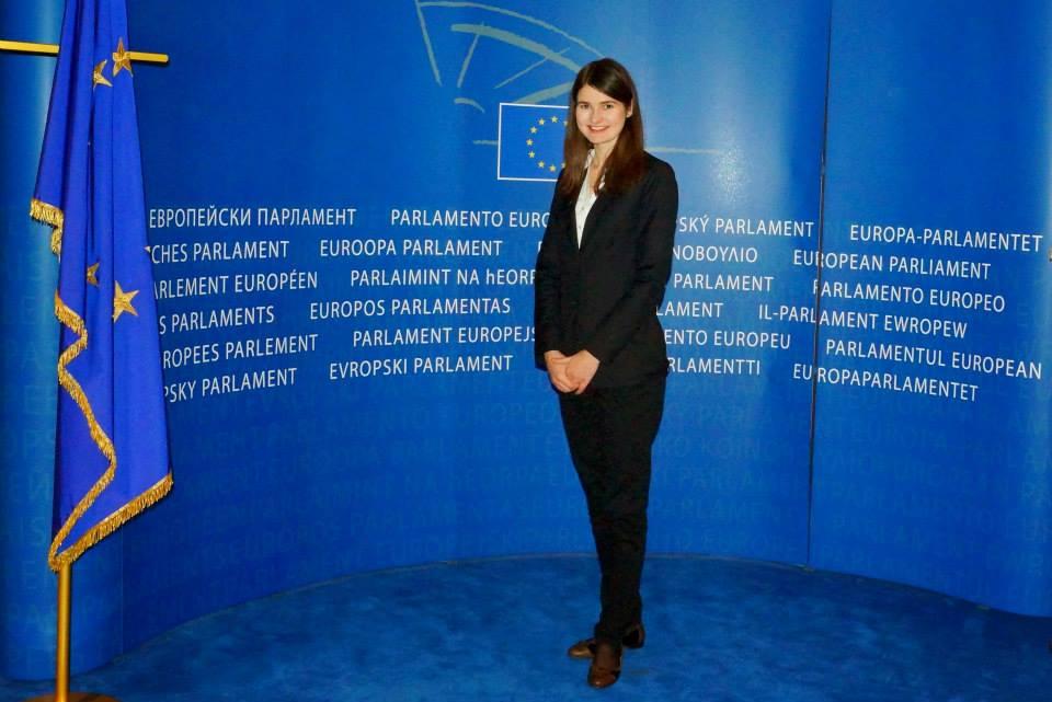 Nowa członkini zespołu Europejskiej Fundacji Praw Człowieka
