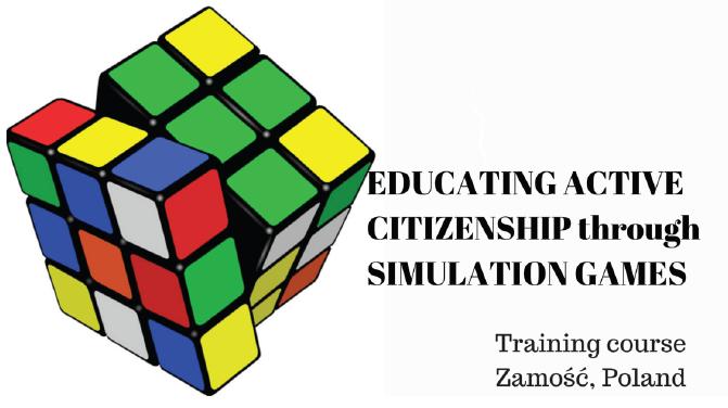 """Projekt """"Kształcenie aktywnego obywatelstwa poprzez gry symulacyjne"""""""