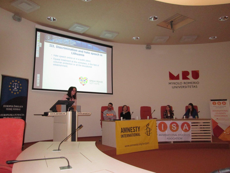 Europejski Dzień Przeciwko Rasizmowi na Uniwersytecie M. Romera
