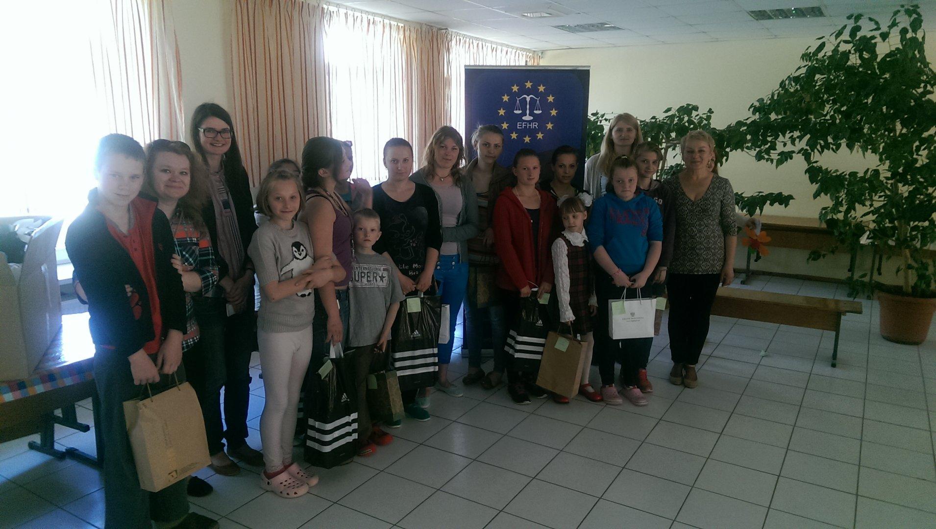 Trzecia edycja akcji dobroczynnej EFHR dla polskich Domów Dziecka