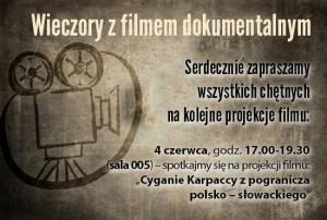 Projekcje filmow