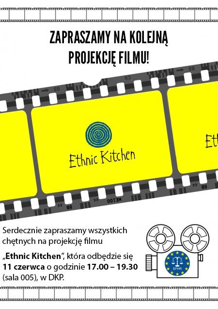"""EFHR zaprasza na ostatnią projekcję filmu w ramach projektu """"Wieczory z filmem dokumentalnym""""!"""