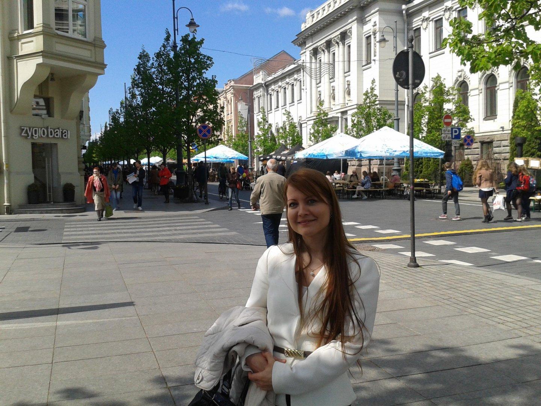Wywiad z Izabellą Vajda o jej udziale w Wolontariacie Europejskim (EVS) w EFHR