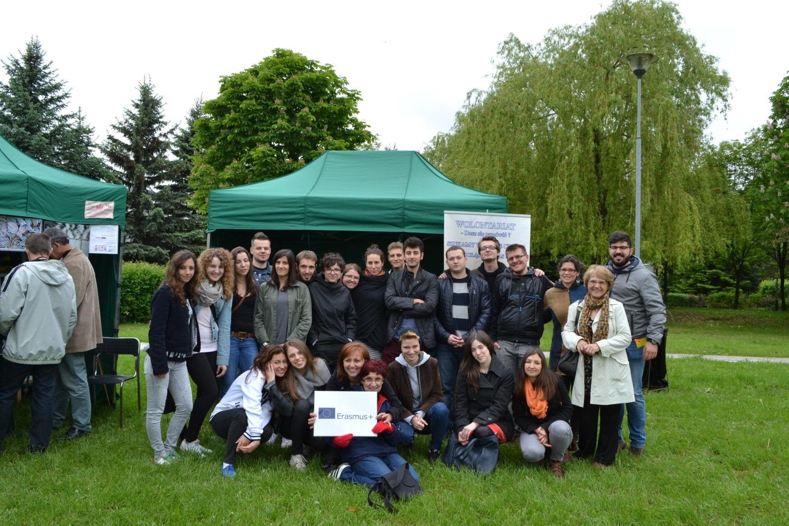 Przedstawiciele EFHR w Zamościu: aktywne obywatelstwo poprzez gry symulacyjne