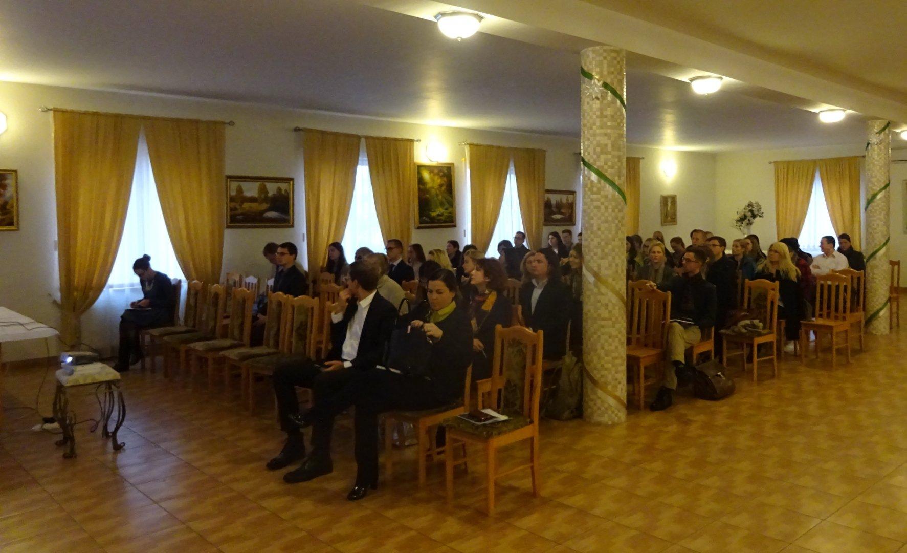 """Szkolenie EFHR pt. """"Wdrażanie prawa międzynarodowego"""""""