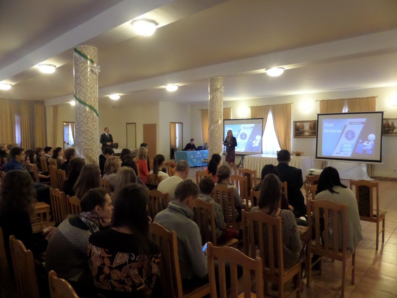 Odbyła się uroczysta gala na zakończenie projektów EFHR