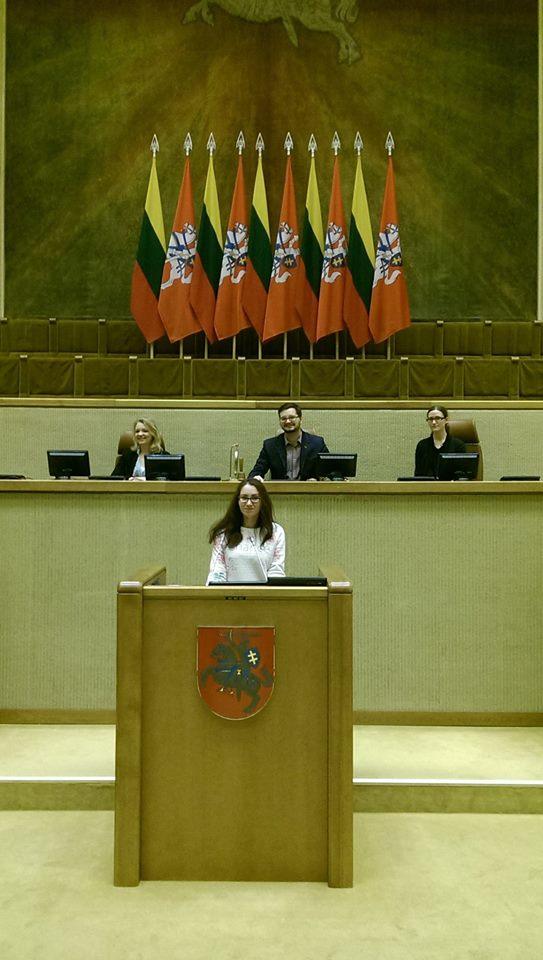 EFHR z wizytą w Sejmie