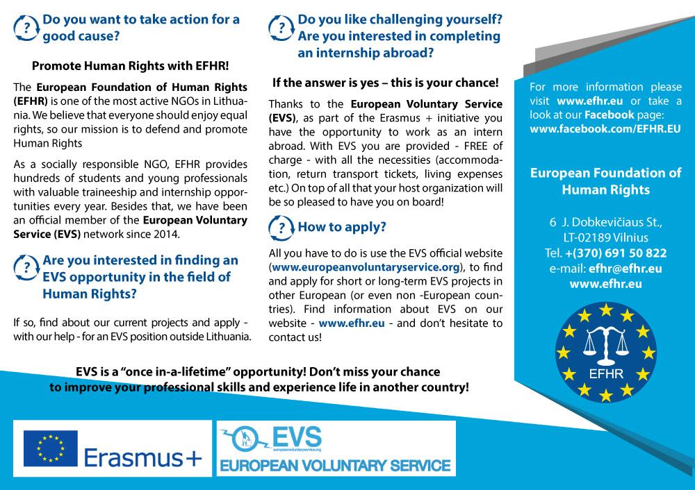 Europejski Wolontariat Społeczny oferuje wspaniałe możliwości!