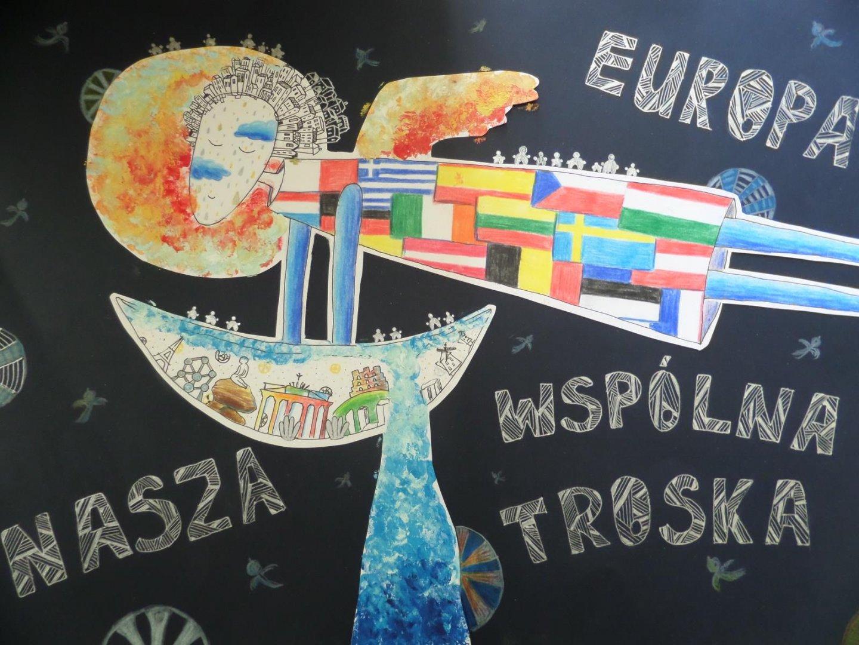 Prezentacje z okazji Dnia Europy