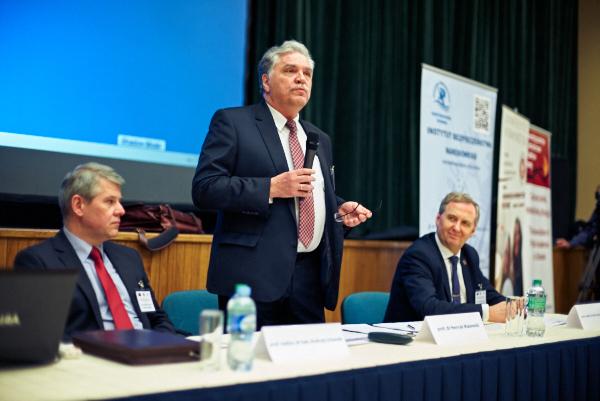EFHR wzięła udział na konferencji SNPL poświęconej prawom mniejszości narodowych