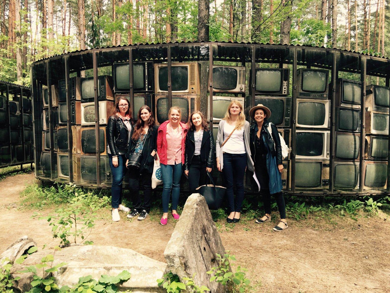 Wycieczka EFHR do Parku Europejskiego