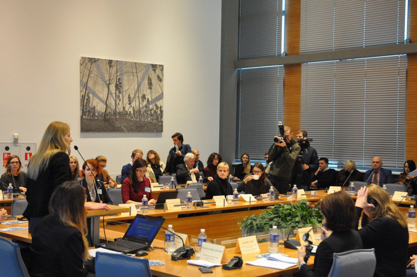 EFHR była gospodarzem konferencji na temat praw mniejszości