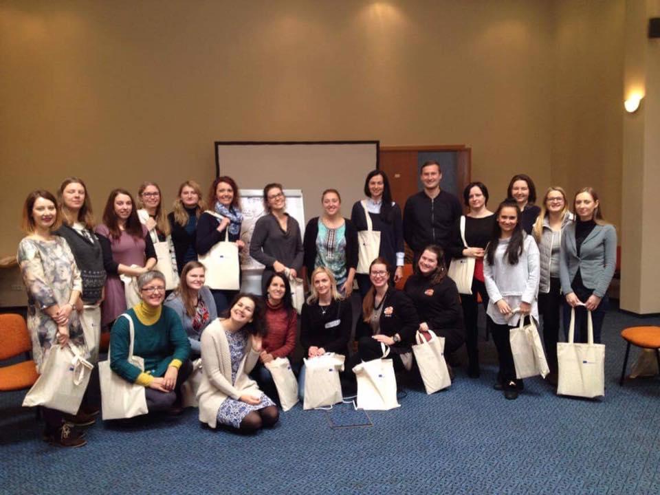 EFHR na rocznym spotkaniu organizacji koordynujących EVS na Litwie